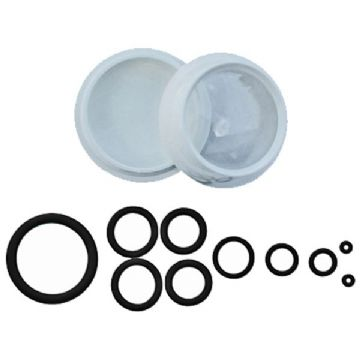 Blue water Sports - Nitrile O-Rings - 10 Pack of Mixed Sizes with Container